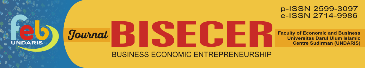BISECER (Business Economic Entrepreneurship)